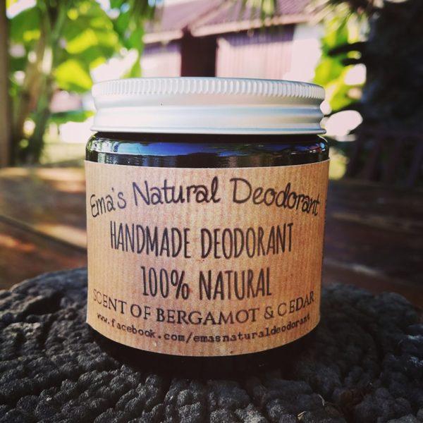 Ema's Natural Deodorant