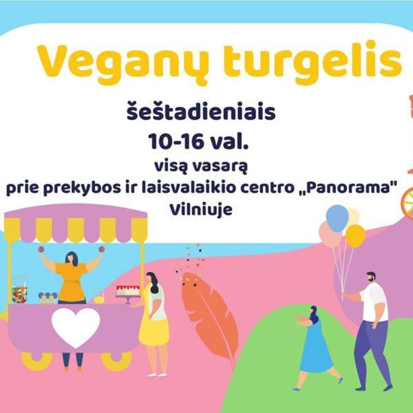Vegan Market (Panorama)